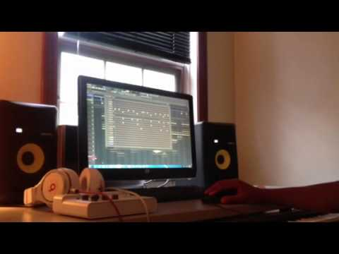 Producer J Atkinson Breaks Down One Of His Beats!