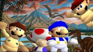 Скачать SM64 Bloopers Super Cavemen Bros