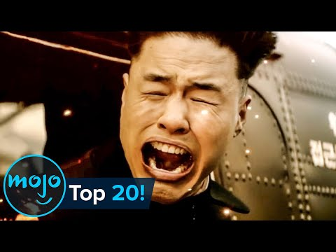 Top 20 Over the Top Villain Deaths
