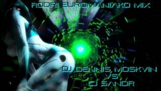 Download Mp3  Best Eurodance 2017  Rodri Euromaniako Mix - Dj Dennis Moskvin Vs Cj Sandr