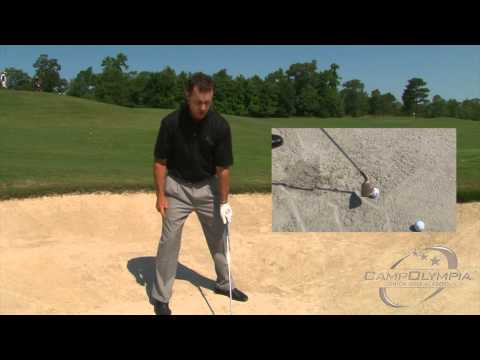 Jr. Golf Academy Pro Tips: Sand Shot