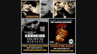 Genocide - 20 - Justice League Ft. Orakle, Jay Roacher & Comrade 2Face [The Psy-Op Mixtape 2008]