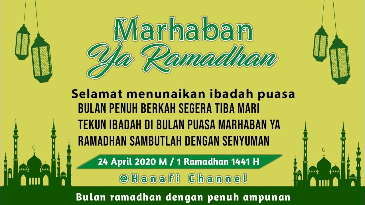 Cara Membuat Poster Untuk Menyambut Bulan Ramadhan 2020 Di Pixellab