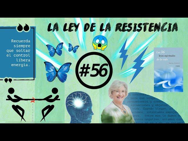 🔊 La Ley de la Resistencia | Leyes espirituales #5 (PODCAST 056)