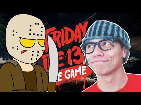 O JASON VIROU MEU AMIGO - Friday the 13th the Game