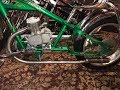 DIY Schwinn Stingray OCC Chopper Offset Motor Mount