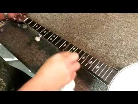 Shop Tips: How to Clean and Polish the Fretboard