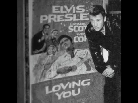 """2/ """"Oh, Oh, Baby / Playing For Keeps"""", par Johnny Hallyday et Elvis Presley, (montage by Jmd). Mp3"""