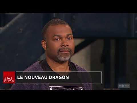 Rencontre avec le nouveau dragon Dominique Brown
