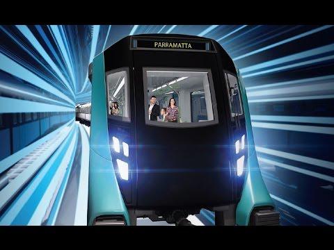 SYDNEY METRO WEST: A NEW RAILWAY,  MORE TRAINS FOR WESTERN SYDNEY