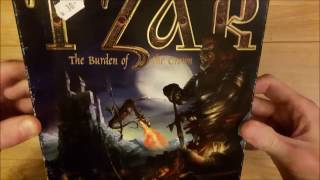 Tzar: The Burden of the Crown PC Big box Unboxing