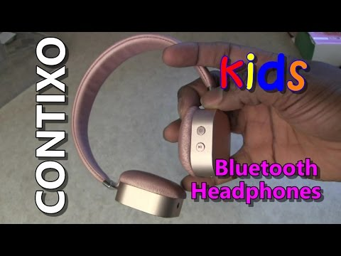 contixo-kb-100-kids-bluetooth-headphones-review---great-volume-limiter-safety-feature