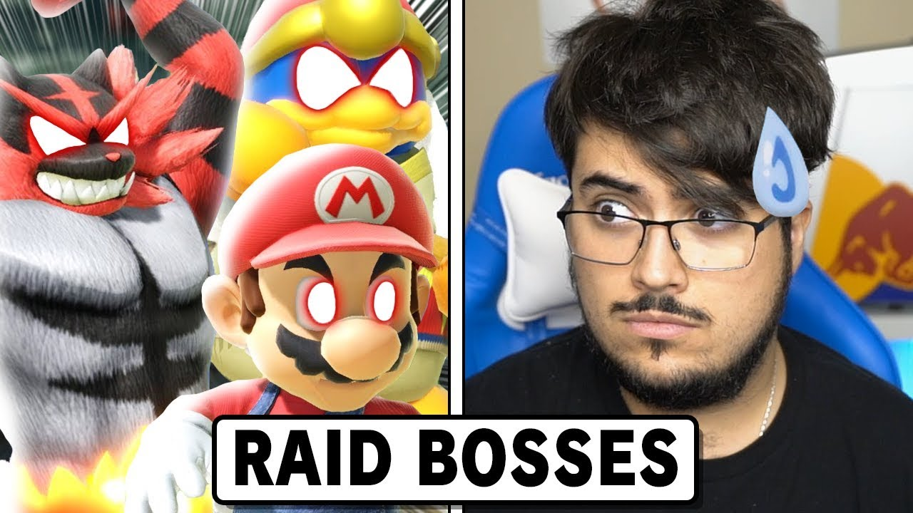 The MOST OP Amiibos In Smash Ultimate thumbnail