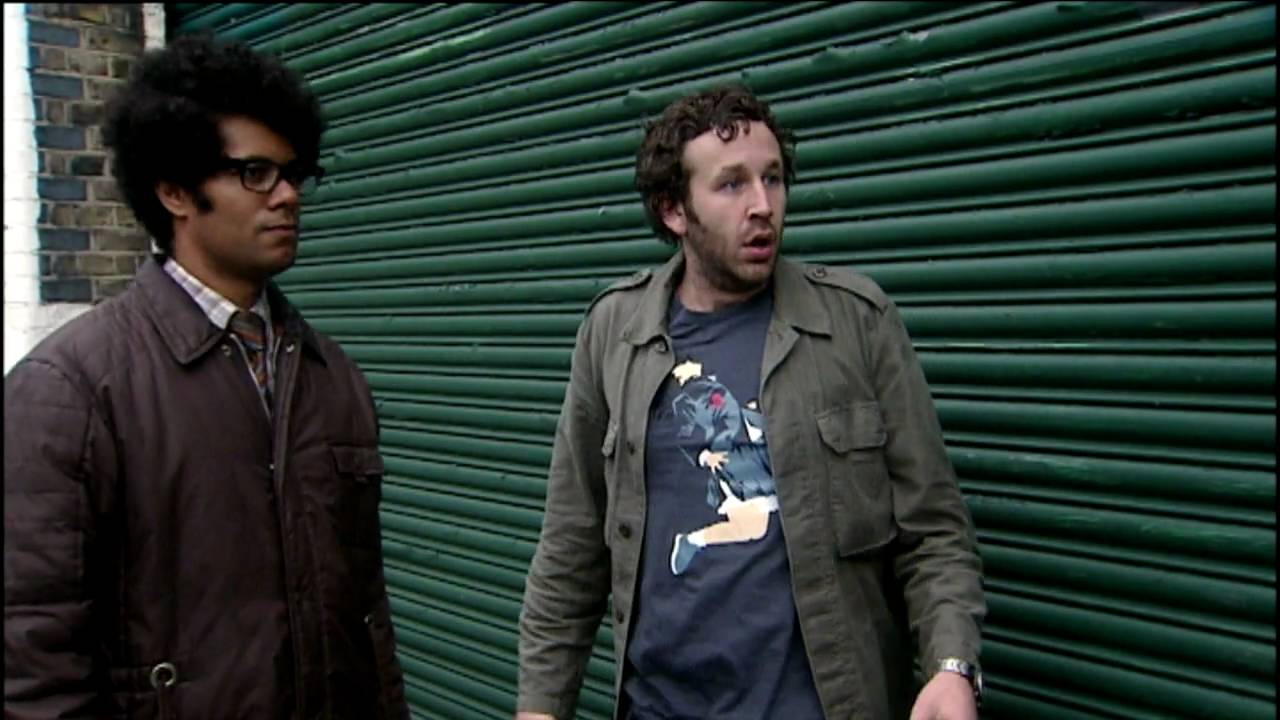 Download Moss and Roy The IT Crowd  - Series 3 - Episode 2: Kissing