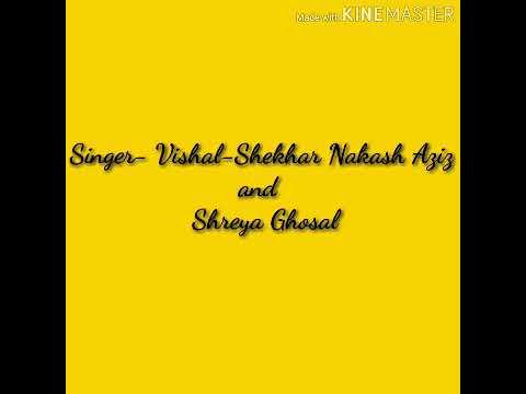 Song-slow Motion|singer-Vishal-Sekhar|Nakash Aziz And Shreya Ghosal