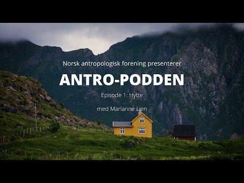 ANTRO-PODDEN E01S01 - Korona, hytteforbudet og endring - med Marianne Lien
