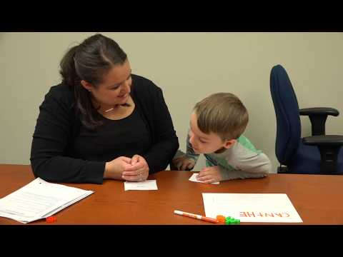 K-Skillbuilders, Activity 5 - High Frequency Words (Oral language/reading comprehension)