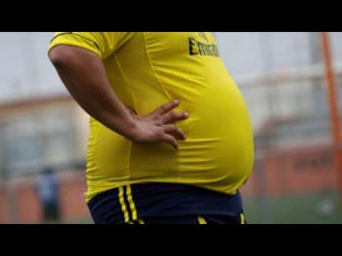 Off loading teen obesity