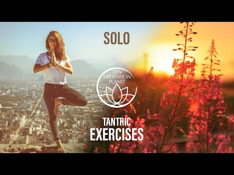 Solo Tantra Music to Intensify Your Awakening, Personal Practice of an Inside Energy