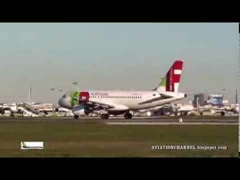 Lisbon Airport -  TAP Portugal, PGA, Easyjet, Lufthansa, KLM, Air France, Bluebird Cargo