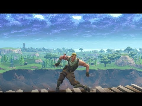 Fortnite Orange Justice Goes with everything