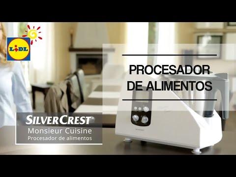 Instrucciones para cocer al vapor con el robot de cocina for Robot cocina silvercrest