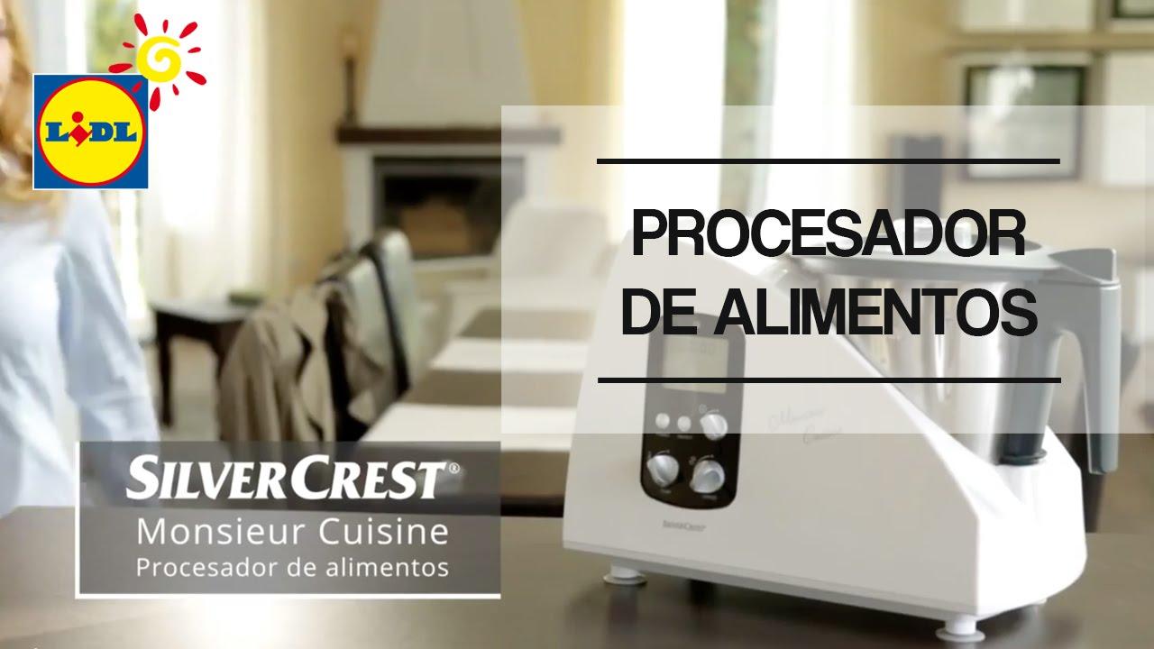 Bonito robot cocina thermomix precio im genes robot de - Thermomix del lidl precio ...
