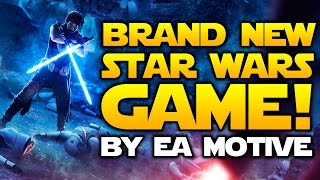 BRAND NEW STAR WARS GAME Announced By EA Motive!(USE THE FORCE! HIT THAT LIKE BUTTON! ▻Submit news to Star Wars HQ and get your name featured in an upcoming video! Click here to submit news: ..., 2016-06-05T14:00:01.000Z)