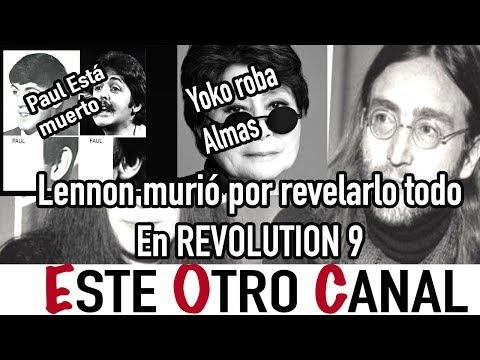 THE BEATLES REVOLUTION 9: TODO SOBRE LA TERRORÍFICA CANCIÓN   Este Otro Canal