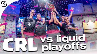 SK VS LIQUID | CRL PLAYOFFS | CRL WEST FALL 19 W6 | HIGHLIGHTS