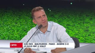 """France-Andorre - Rothen : """"Griezmann était trop sur de lui"""""""