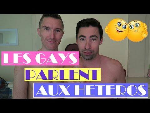 Les Gays Parlent Aux Hétéros