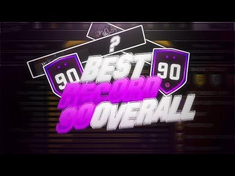 BEST RECORD 90 OVR?! SHARPSHOOTER SIGNATURE STYLES - NBA 2K18