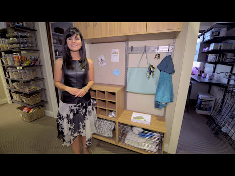 Learn Why Mudrooms are a Must for for Organizing Your Family