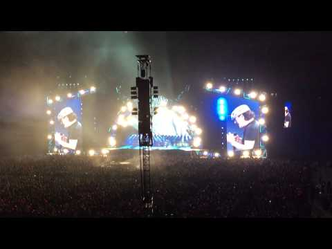 AC/DC - Rock or Bust World Tour 2015 - Live in Vancouver BC - Full Concert - Part 1