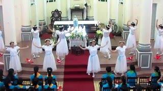 """Vũ """"Mẹ là khúc thánh nhạc"""", Thanh Tuyển - FMI"""