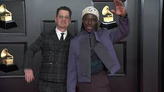 Black Puma's on the Red Carpet I 2021 Annual GRAMMY Awards