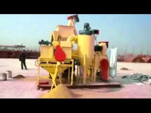 poultry feed production line