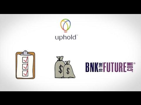 Uphold - Enabling Cloud Money - BnkToTheFuture Case Study