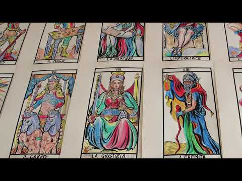 The New Choice Tarot de Marseille | Indiegogo