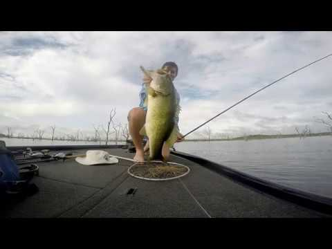 When it all comes together - bass fishing - Mteri