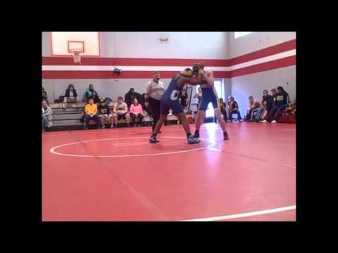 West Caldwell High School Wrestling  Grayson Barnette 170lbs