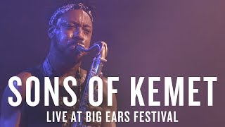 Sons of Kemet: Live at Big Ears Festival | JAZZ NIGHT IN AMERICA