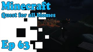 Minecraft | Quest for All Biomes | 63 | the outcast guild