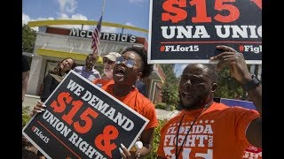 Isn't $15/Hour Min Wage Too High in Some Areas?
