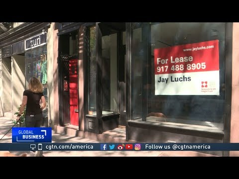 NYC shopping areas become retail ghost towns