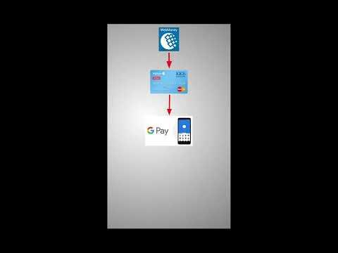 Как выпустить виртуальную карту Webmoney? Как подключить карту к Google Pay. Как оплачивать NFC