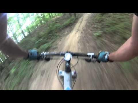 Blankets Creek Mountain Bike Trail - Dwelling Loop