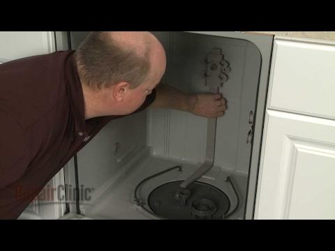 Water Supply Tube - Whirlpool Dishwasher Repair