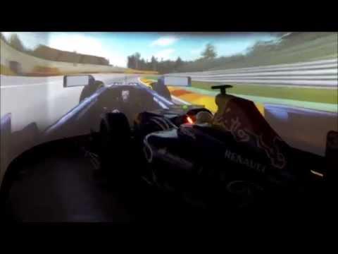 Isack dans le Simulateur F1 à Paris Kart Indoor (PKI) Wissou